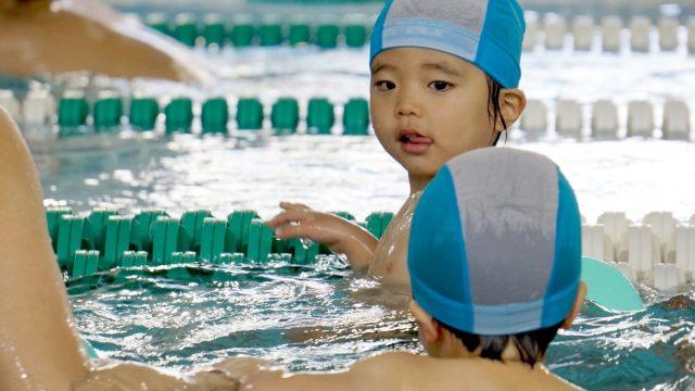 障害児 スイミングスクール