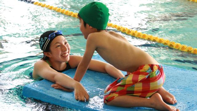 YMCA障がい児スイミングスクール